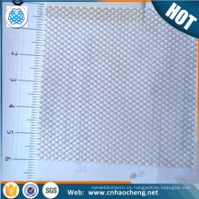 Tela de filtro de tela / filtro de malla de plata pura antibacteriana al 99,99%