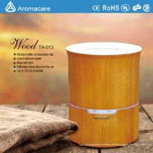 Ätherische Ölspender Holz Korn Öl Diffuer Halskette