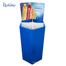 Christmas Cardboard Display Custom Dump Bin For Sale,Retail Dump Bin Display