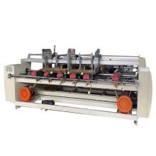 Hot sale semi automatic folder gluer machine for make corrugated carton box