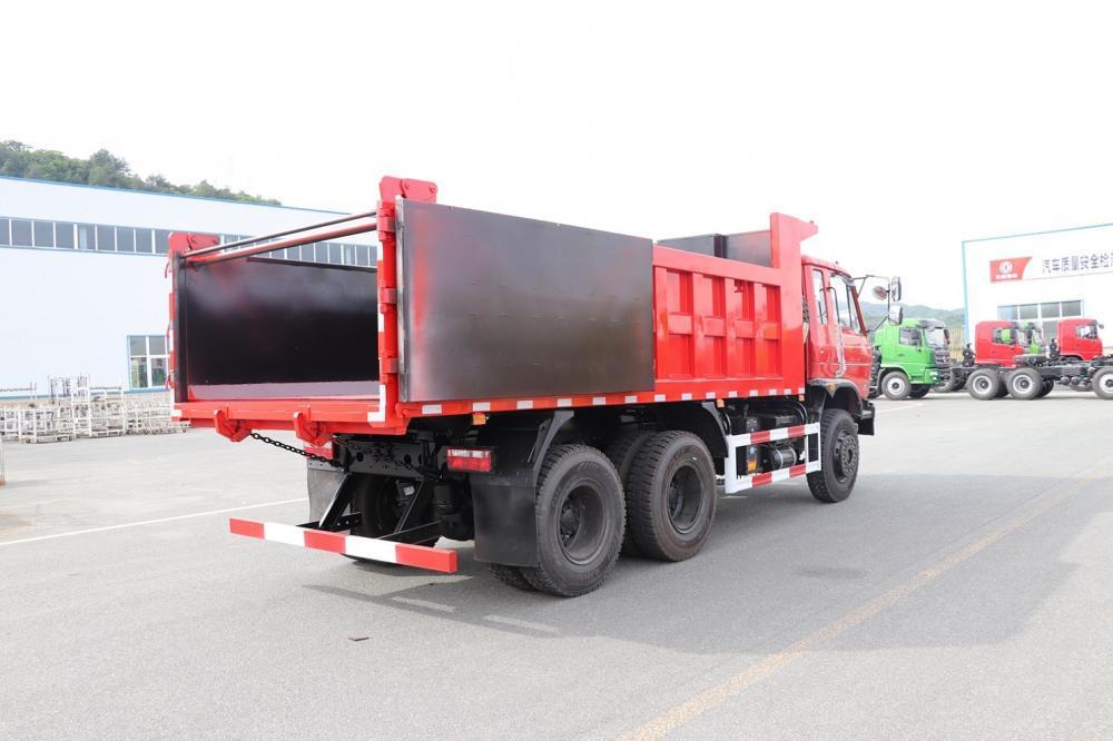 20 T Dump Truck 8