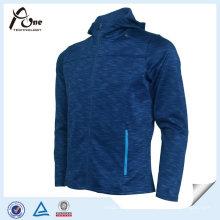 Mélange 100% Polyester Homme Mode Sport Sweat à capuche