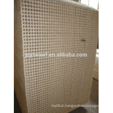 hollow particleboard for door core