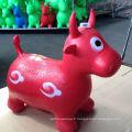 Trémie de cheval pour enfants, avec pompe à pied libre, animal de saut d'exercice, jouet à cheval gonflable, trémie d'espace amusant pour le renforcement du noyau