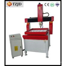 Chine Machine de gravure de plaque en métal de machine de routeur de commande numérique par ordinateur