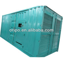 3 fase KTAA19-G5 diesel ahorro de combustible insonorizante generador de contenedores 420kw / 525kva