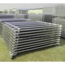 Buena calidad Baratos paneles de valla metálica para ganado