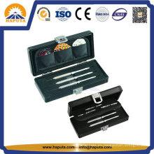 Aluminio mini Dart caja para juego de deporte (HS-2001)