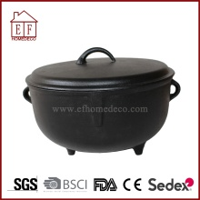Pot Besi Cast Jambalaya Pra-musiman 2.5 Gallon