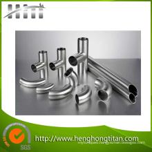 Stainless Steel Reducing Tee Pipe Fittings