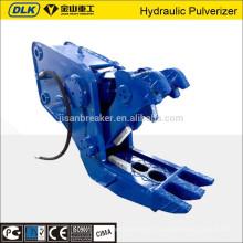 Nouveau vérin hydraulique Pulvérisateur hydraulique de béton Pulvérisateur hydraulique d'excavatrice