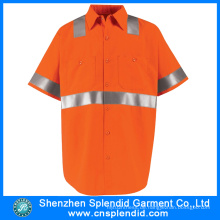 Billige benutzerdefinierte Best Safety Workwear Bekleidung Stickerei Workwear