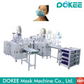 Machine de masque facial jetable à grande vitesse