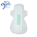 brand of sanitary napkin with negative ions