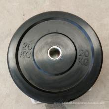 20kg Fitness Gebrauchte Stoßfänger Gewicht Platten zum Verkauf