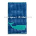 Reactive Print Das Blauwal Strandtuch BT-030 Großhandel