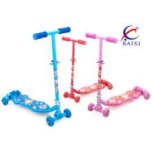 Scooter de 4 ruedas para niños
