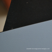2-lagige Gummi-ESD-Arbeitsmatten mit geprägter Oberfläche