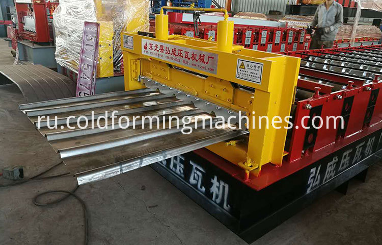 Roof And Wall Panel Roll Forming Machine 8