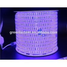 220V 110V flexible led strip 180led/m IP67 2835 led strip light with good price