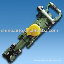 Air rock drill YT24