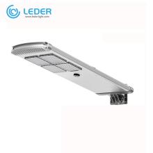 LEDER Integrated Solar 60W LED Street Light