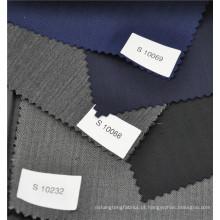 Venda quente de espinha de peixe penteada 70% lã 30% de poliéster adequação de tecido em cores diferentes