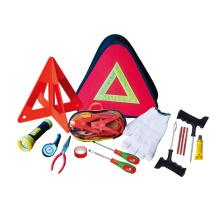 Kit d'urgence Outil d'urgence extérieur Kits d'outils de sécurité pour réparation automobile (certificats CE)