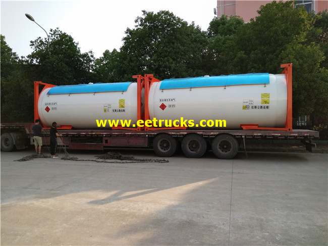 40feet Lpg Tank Containers