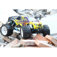 Hsp 2.4G 1: 8 Scale Four-Wheel Drive High Speed 50 Km/H Remote Control off-Road