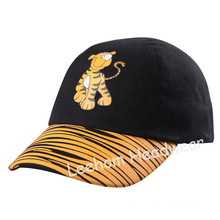 (LK15005) Fashion Kids Cap with Animal Embroidery