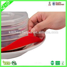 FDA approved factory price silicone plate topper is promotional