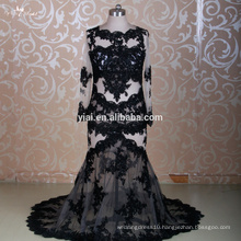 RSW1309 Yiaibridal Lace Sexy See-Through Mermaid Wedding Night Dresses