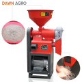 DAWN AGRO Mini Borboleta Arroz Moinho Máquina de Descascar para Venda