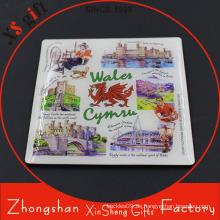 Promotion Geschenke Printing Epoxy Soft PVC Kühlschrank Magnet