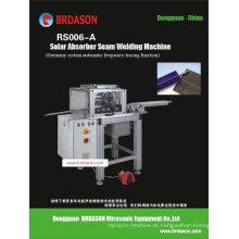RS006-A máquina de solda de costura do painel Solar