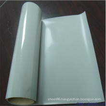 High Temperature Transparent White Color Silicone Rubber Sheet