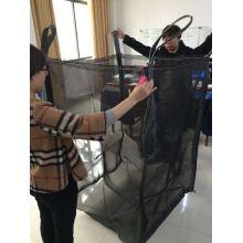Maletín ventilado Big Bag FIBC para leña y pellets