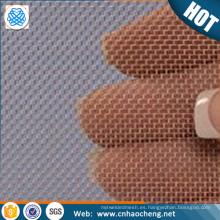 45 50 60 micras N4 N6 Colector de corriente de malla de alambre de níquel puro en stock