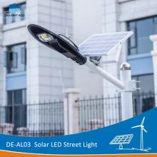 DELIGHT DE-AL03 Éclairage de rue extérieur LED solaire