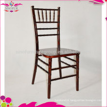 Cheap price rental chairs wooden chairs
