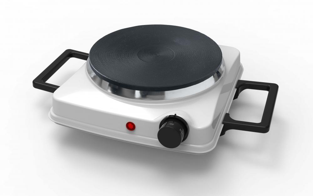 Electrical Single Burner with handle