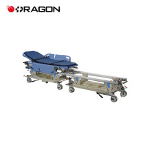 New Design DW-CT004 CE&ISO Approved Patient Operation Connecting Transfer Trolley