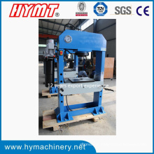 Máquina de prensa de estamparia hidráulica HP-50t