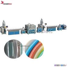 Linha de extrusão de mangueira reforçada com fibra de PVC