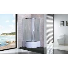 Tela de chuveiro barata da cabine simples do chuveiro