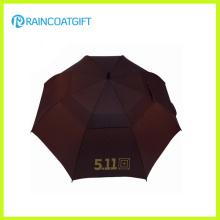 8 parapluie de pluie de cadeau de polyester de 190 panneaux pour la promotion