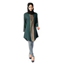 Baixo MOQ Muçulmano Meninas Kaftan Vestido Abaya Designs Dubai Fotos