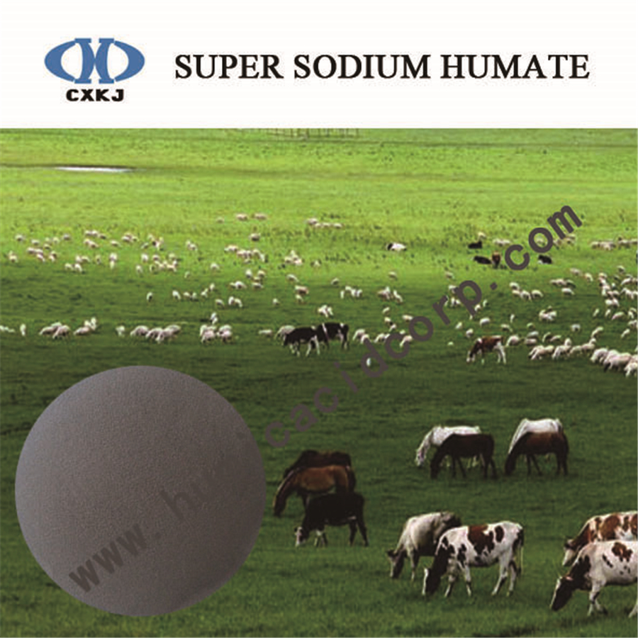 High Water Soluble Sodium Humate