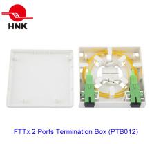 FTTH 86 Type 2 Ports Boîtier de terminaison de câble à fibre optique (PTB086)
